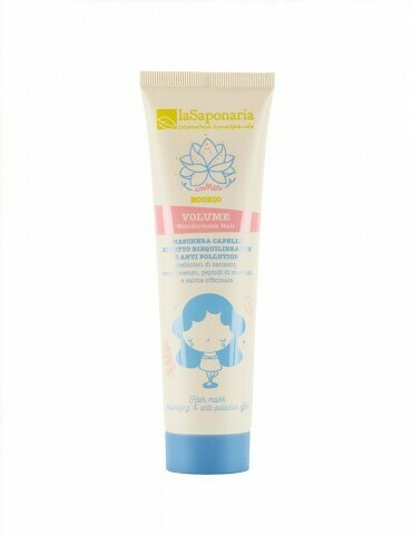 Wondermask hair - volume La Saponaria