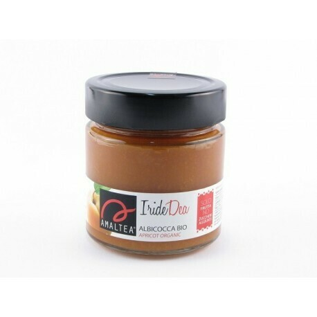 Cofettura Iride Dea Albicocca senza zucchero Amaltea