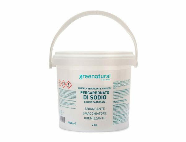 Percarbonato di Sodio Greenatural 2Kg