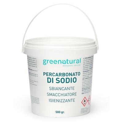 Percarbonato di sodio Greenatural 500gr