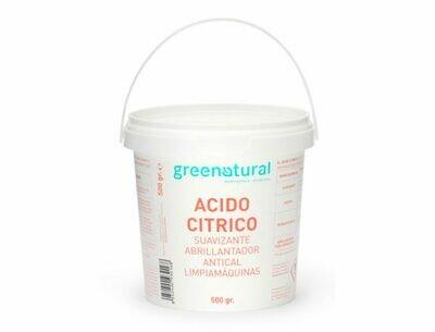 Acido Citrico Greenatural 500gr