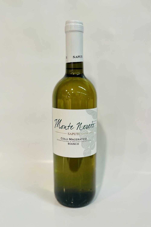 """Monte Nereto """"Saputi"""" Colli Marecatesi  DOC Bianco"""