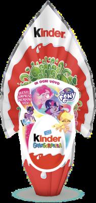 "Uovo di Pasqua Kinder GranSorpresa bimba ""My Little Pony"" 150gr"