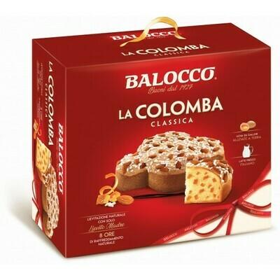 """""""La Colomba"""" classica Balocco 750gr"""