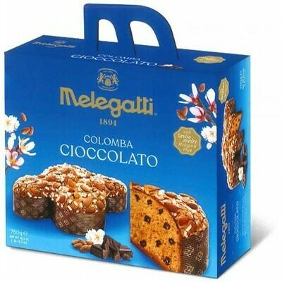"""Colomba al Cioccolato """"Melegatti"""" 750gr"""