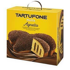 """Agnello """"Tartufone"""" Motta 750gr"""
