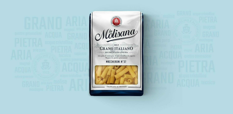 """Maccheroni n.37 """"La Molisana"""" 500gr"""