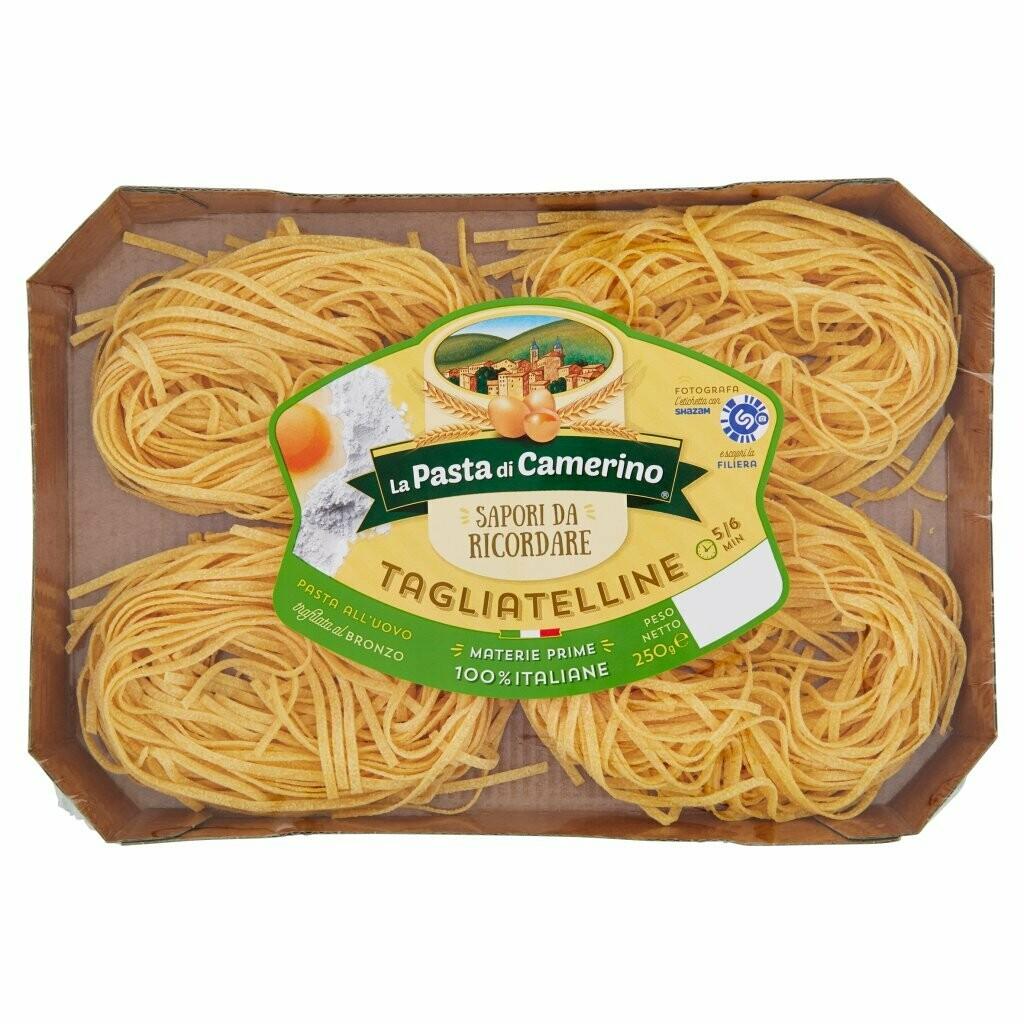 """Tagliatelline all'uovo """"La Pasta di Camerino"""" 250gr"""