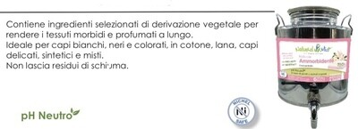 """Eco Detersivo AMMORBIDENTE NATURALE concentrato """"NaturalMio"""""""