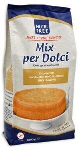 "Mix per Dolci ""NUTRIFREE"" 1Kg"