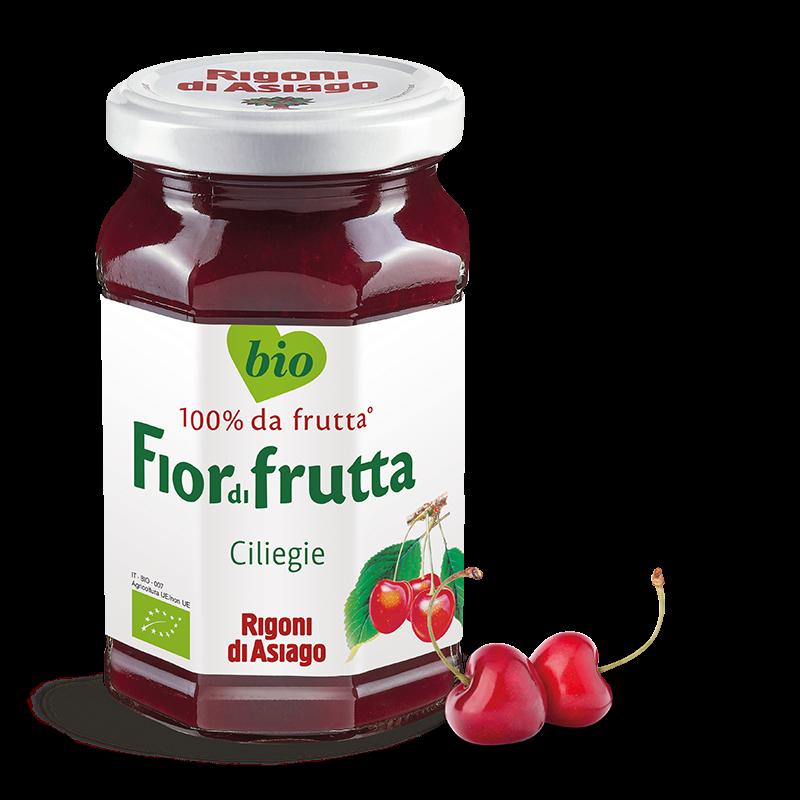 """Fior di Frutta BIO Ciliegie """"RIGONI DI ASIAGO"""" 250gr"""