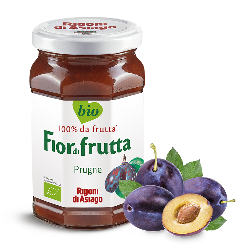 """Fior di Frutta BIO Prugne """"RIGONI DI ASIAGO"""" 250gr"""