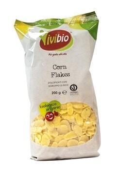 Corn Flakes VIVIBIO 200 gr