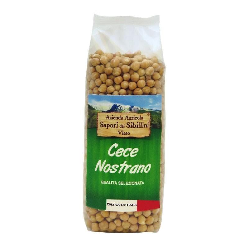 Ceci nostrani Az. Agricola Sapori dei Sibillini 500 gr