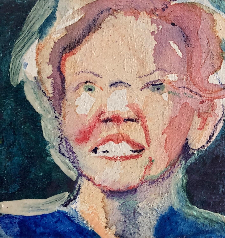 Elizabeth Warren 40