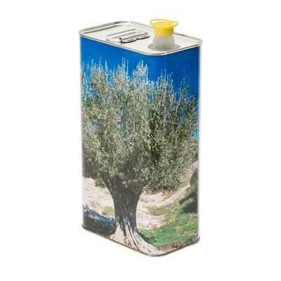 LATTINA 1 LT. Olio Extravergine Selezione Valle Martina