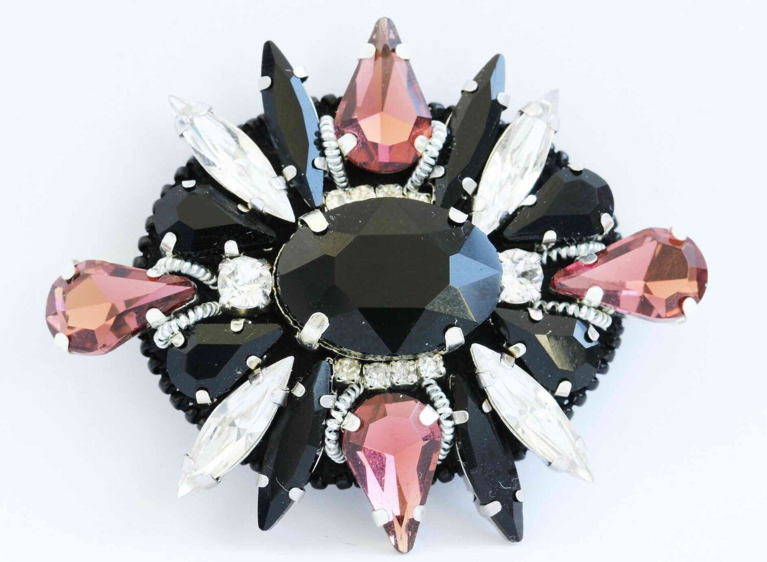 """Master class """"How to make a brooch"""""""