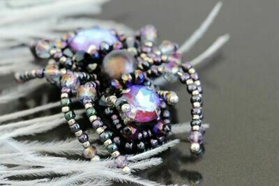 """The """"Spider New"""" brooch"""