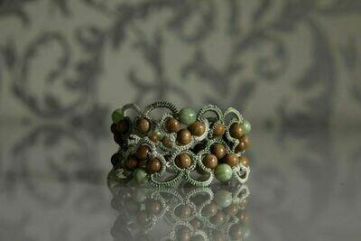 """The lace bracelet """"Juniper"""""""