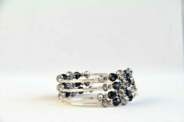 "The ""Hematite"" memory bracelet"