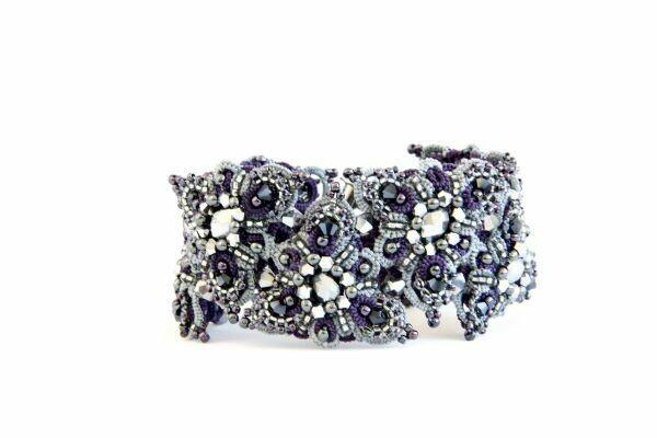 Multilace bracelet