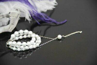 """Wedding bracelet """"Amala"""