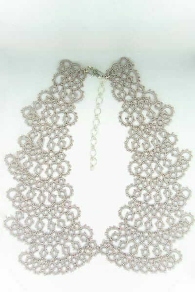 "​Lace collar ""Retro"""