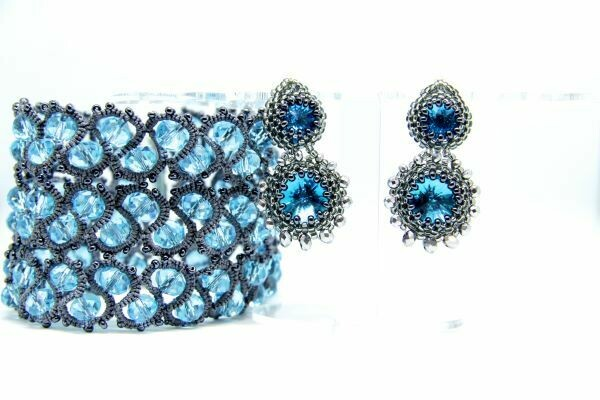 """The set of jewelry """"Turquoise"""""""