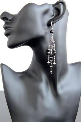 """Long earrings """"Athena"""""""