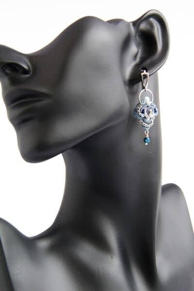 """Lacy earrings """"Monroe"""""""