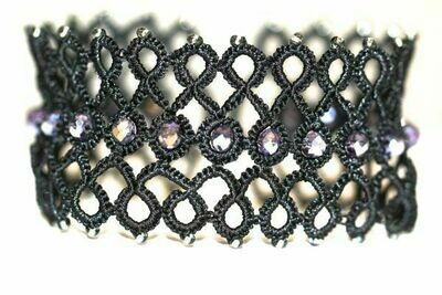 """Мaster class on needlework """"Tatting with a shuttle for beginners"""""""