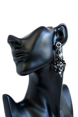 """Lacy earrings """"Charlotte"""""""
