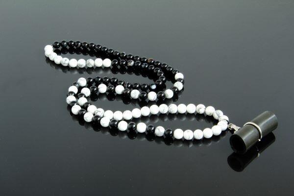 "Man`s necklace ( a personal hookah mouthpiece) ""Aman"""