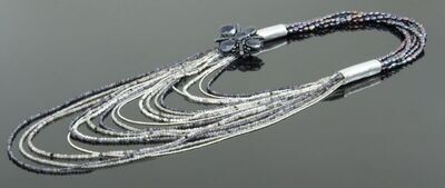 """Necklace from natural stones """"Ekaterina Plus"""""""