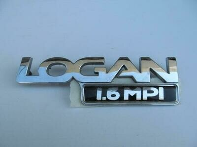 На крышку багажника. Logan 2005> (б/у)