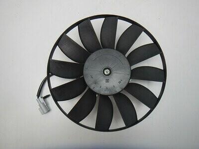 Сделано в России. Электро-вентилятор охлаждения. Lada Kalina 2004-2013 (новая)