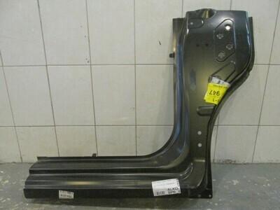 Новое. Оригинал GM. Передняя правая стойка с порогом. Aveo (T300) 2011> (б/у)