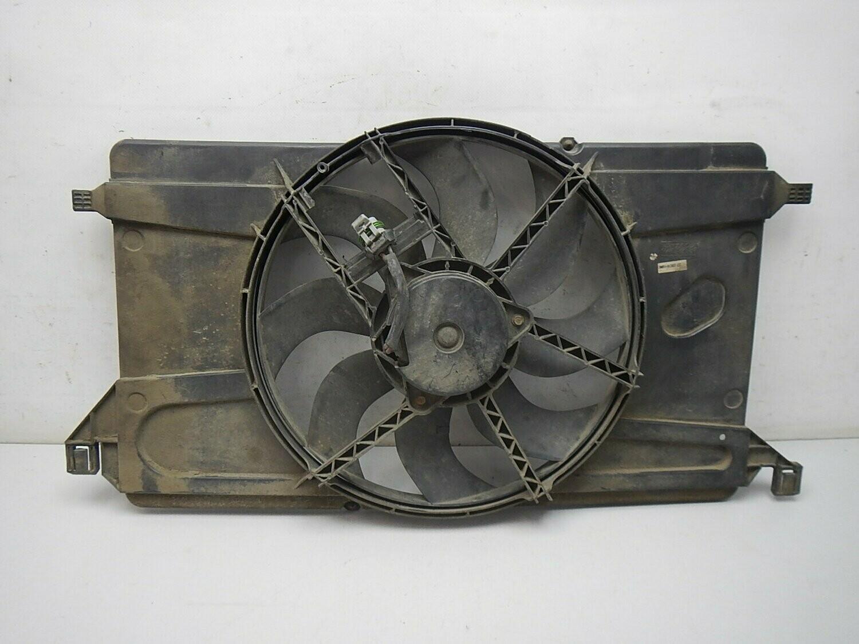 В сборе. Скрип в подшипнике вентилятора. Focus II 2008-2011 (б/у)