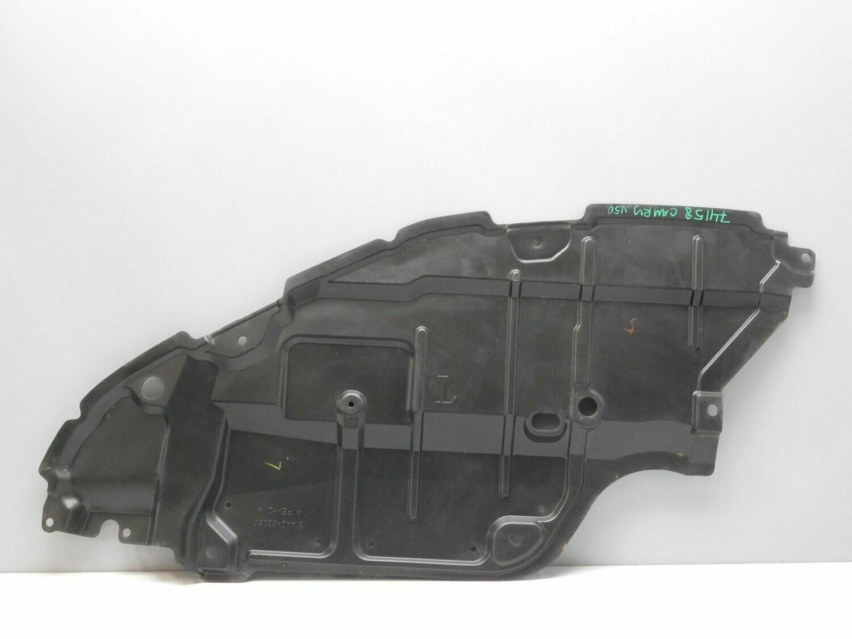 Оригинал Toyota. Пыльник двигателя, боковой левый. Camry V40 2006-2011 (новая)