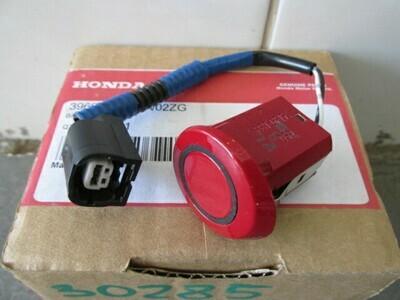 Окрашен. Цвет красный. Оригинал Honda CR-V 2007-2012 (новая)
