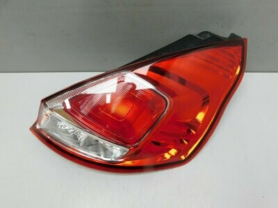 Рестайлинг с 2012г. Fiesta VI 2008-2017 (б/у)