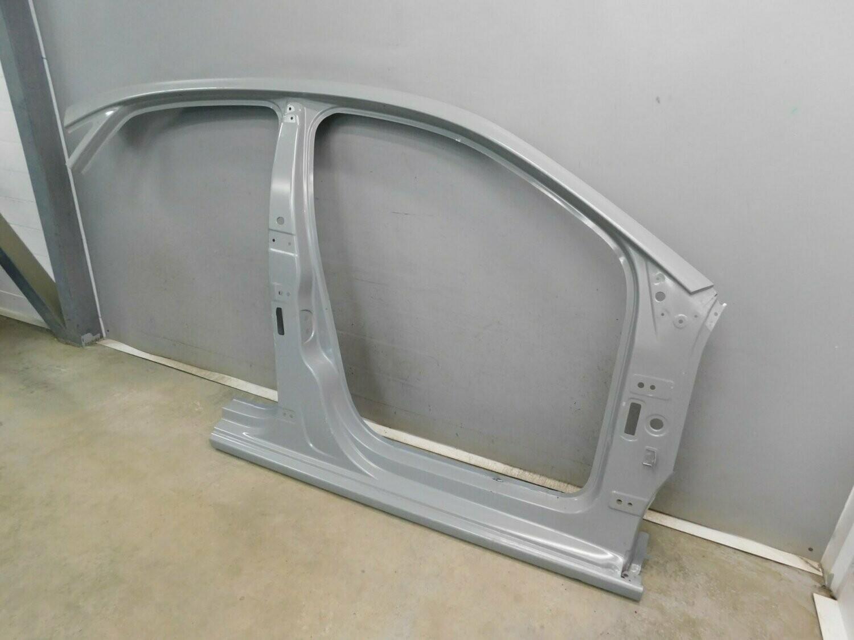 Оригинал VAG. Боковина правая. Отпилена задняя часть. Polo Sedan 2011-2020 (б/у)