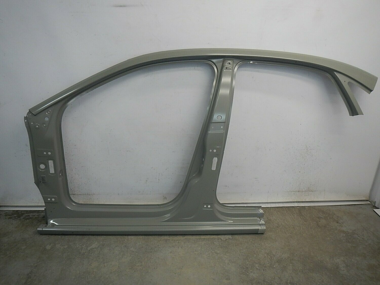 Боковина левая без заднего крыла. Оригинал VAG. Polo Sedan 2011-2020 (б/у)