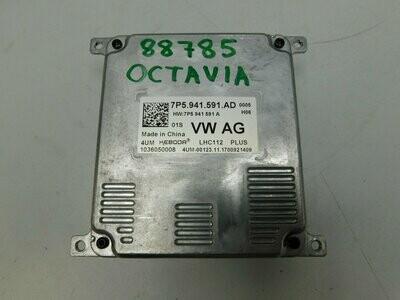 Для LED фары с 2017г. Octavia (A7) 2013> (б/у)