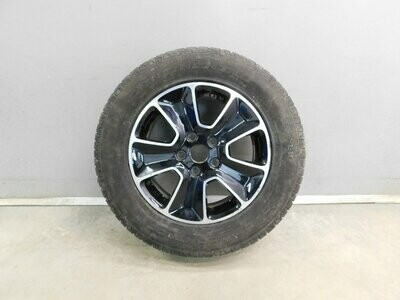 R16x6 1/2J Шина 215/65R16 Continental CrossContact Duster 2011> (б/у)
