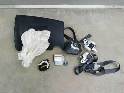Сработавший AIR BAG. SX4 2006-2013 (б/у)