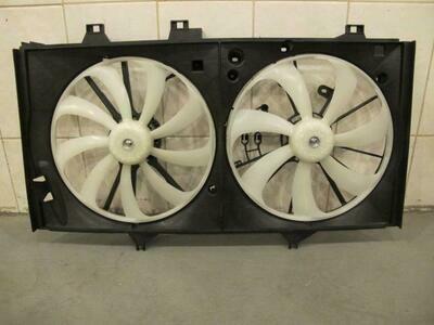 Диффузор в сборе с вентиляторами. Произв. Тайвань. Camry V50 2011-2018 (новая)