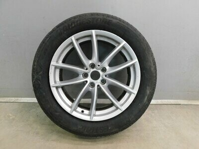 R18x7J Шина Bridgestone 225/60R18 X3 III (G01) 2017> (б/у)