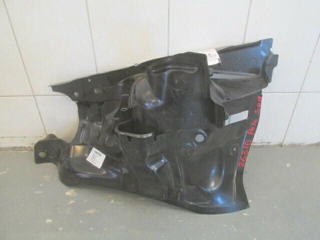 Брызговик правый. Оригинал VAG Polo Sedan 2011-2020 (новая)