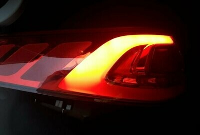 Не горит нижняя часть светодиода. Optima III 2010> (б/у)